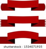 set of three different vintage... | Shutterstock .eps vector #1534071935