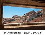 Dubrovnik  Croatia  View...