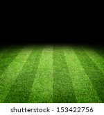 close up of soccer or football...   Shutterstock . vector #153422756
