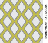 seamless pattern in arab style... | Shutterstock .eps vector #153423005
