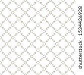 seamless geometric ornamental... | Shutterstock .eps vector #1534426928