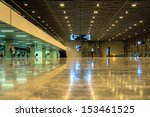 abstract real interior with... | Shutterstock . vector #153461525