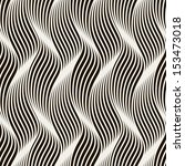 seamless ripple pattern.... | Shutterstock .eps vector #153473018