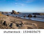 A Rugged Oregon Coastal...