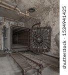 ellis island abandoned hospital ... | Shutterstock . vector #1534941425