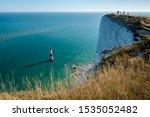 Sussex Beachy Head Lighthouse...