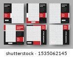black friday banner or poster...   Shutterstock .eps vector #1535062145