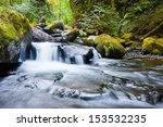 Waterfalls In The Columbia...