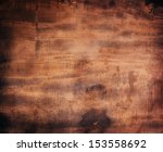 Old Grungy Wood Background...