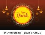 illustration of diwali festival ...   Shutterstock .eps vector #1535672528