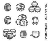 Barrels Collection Set....
