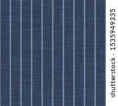 blue chambray pinstripe texture ... | Shutterstock .eps vector #1535949335