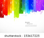 colorful background | Shutterstock .eps vector #153617225