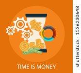 vector illustration of revenue  ...   Shutterstock .eps vector #1536230648