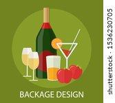 vector illustration of label  ... | Shutterstock .eps vector #1536230705