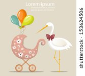 "vector retro greeting card ""it... 