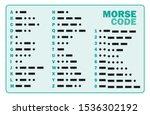 International Morse Code. Morse ...