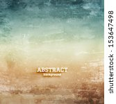 grunge abstract background for... | Shutterstock .eps vector #153647498