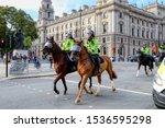 London metropolitan police on...