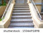 yeloow and white indoor... | Shutterstock . vector #1536691898