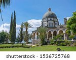The Church Of The Beatitudes....