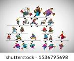 vector illustration of... | Shutterstock .eps vector #1536795698