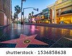 los angeles  usa   october 19 ... | Shutterstock . vector #1536858638