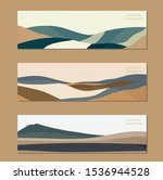 abstract background with... | Shutterstock .eps vector #1536944528