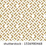 abstract geometric pattern. a... | Shutterstock . vector #1536980468