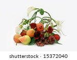 floristic composition from... | Shutterstock . vector #15372040
