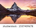 Switzerland  Matterhorn. Epic...