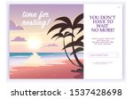 vector squeeze page design...
