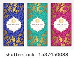 colorful packaging design of...
