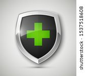 medical health protection... | Shutterstock . vector #1537518608