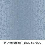 rain seamless vector pattern.... | Shutterstock .eps vector #1537527002