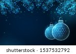 happy new year greeting card... | Shutterstock .eps vector #1537532792