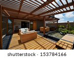 interior design  beautiful... | Shutterstock . vector #153784166