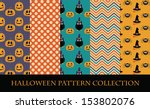 halloween pattern collection....
