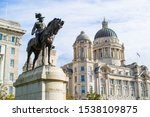 Monument To King Edward Vii At...