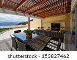 interior design  beautiful... | Shutterstock . vector #153827462