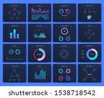 infographic vector brochure... | Shutterstock .eps vector #1538718542