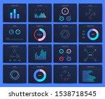 infographic vector brochure... | Shutterstock .eps vector #1538718545