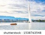 Switzerland  Geneva City ...