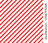 christmas candy cane stripes...   Shutterstock .eps vector #1538794268