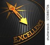 excellence   business... | Shutterstock . vector #153880736