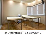 table and equipment for... | Shutterstock . vector #153893042