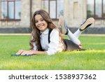 read school. happy primary...   Shutterstock . vector #1538937362