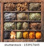 Variety Of Natural Indian...