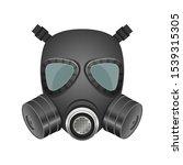 Gas Mask Vector Design...