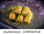 Walnut  Pistachio Turkish Style ...